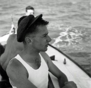 Alain, matelot racaille