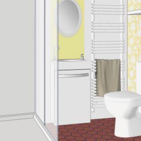 Salle de bains : et la teinte élue est...
